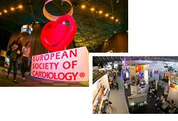 欧州心臓病学会(ESC)学術集会2013