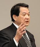 岡野光夫氏