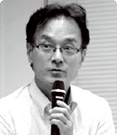 荒井秀典氏
