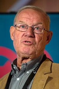 Hans-Henrik Parving氏