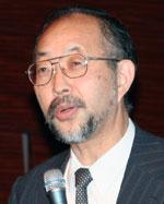 島田和幸氏(自治医科大学)